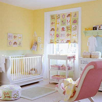 wonderful baby room design