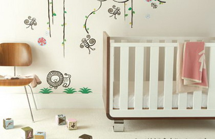 ideas for baby room design