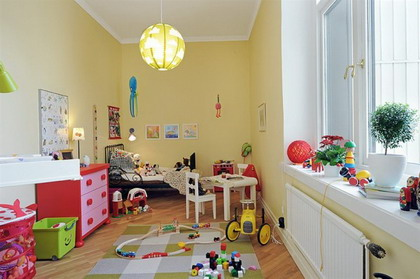 ideas for child room decorative elements