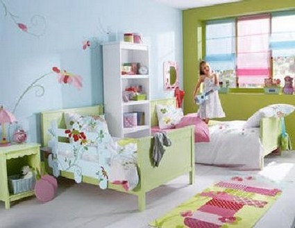 Ideas para peque as princesas decoracion estilopeques - Decoracion habitaciones infantiles pequenas ...